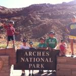 Snapshots of Arches National Park
