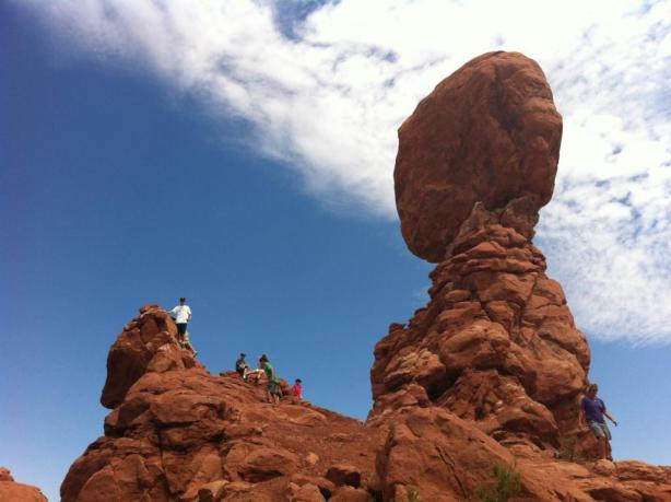 Arches National Park, Utah, camping with kids, hiking with kids, family vacations, road trip, USA travel