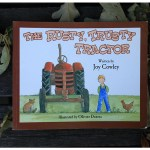 The Rusty Trusty Tractor by Joy Cowley
