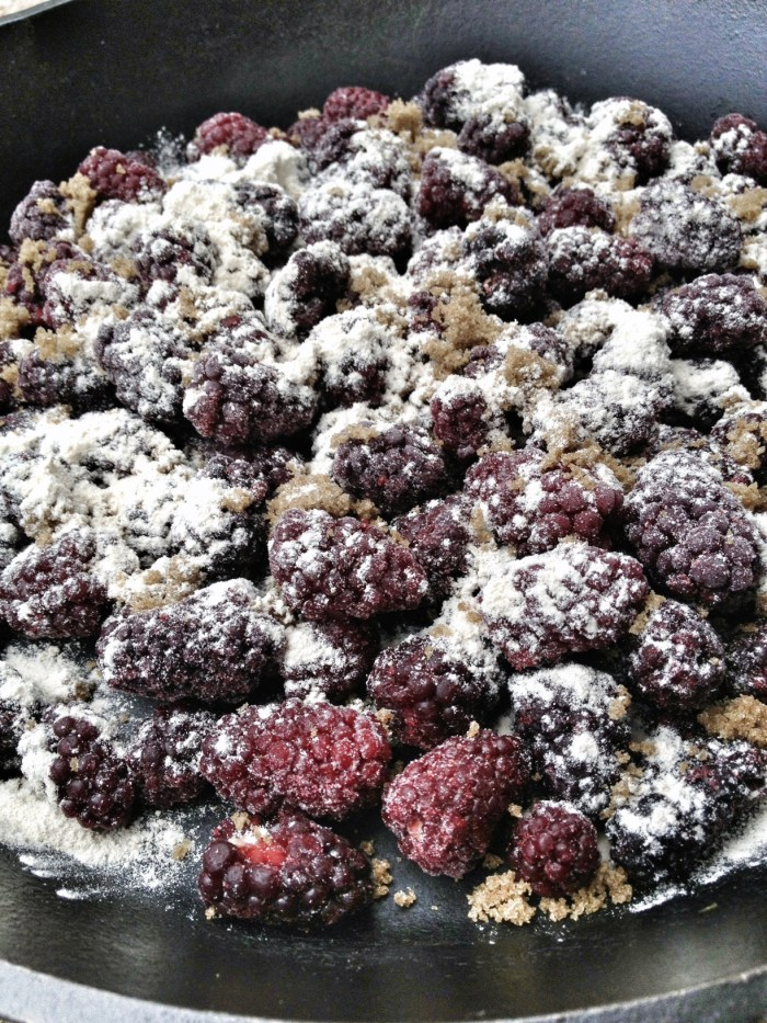 Blackberry Crumble, Blackberries, Berries for dessert, berries for breakfast