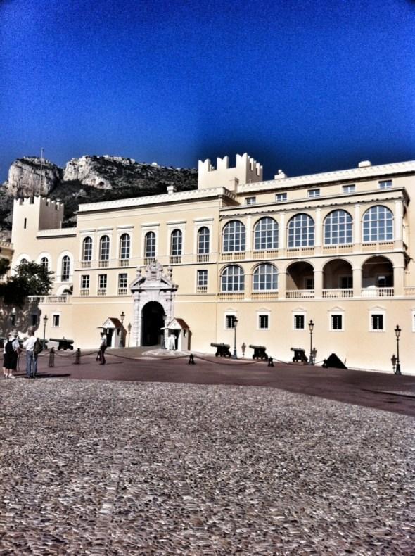 Prince's Palace, Palace Square, Old Town of Monaco, Monaco, Monaco-Ville, Mediterranean Cruise, European travel, What to do in Monaco