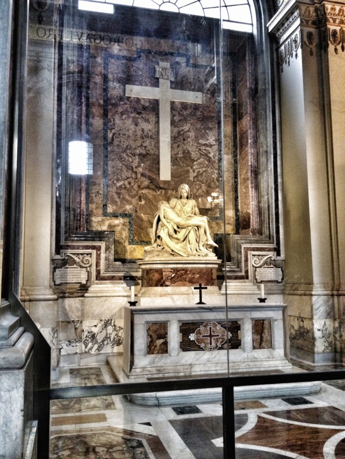 Rome, Italy, Travel, Mediterranean Cruise Ports, Wanderlust, Trevi Fountain, Vatican, St Peters Basilica, Michaelangelo Pieta