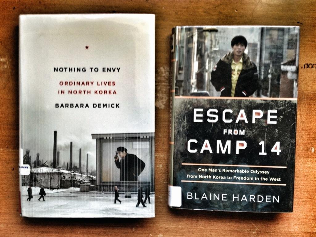 north korea, books on north korea