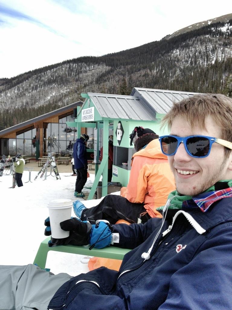 taos ski valley, taos new mexico, taos mountain crepes and coffee