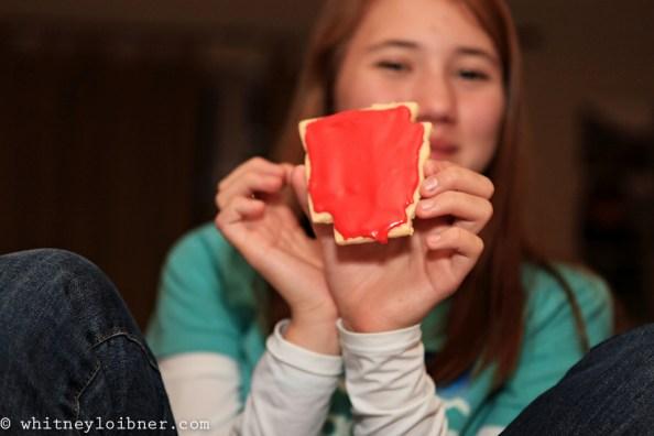 Arkansas Sugar Cookies, family photos, creative photo shoots