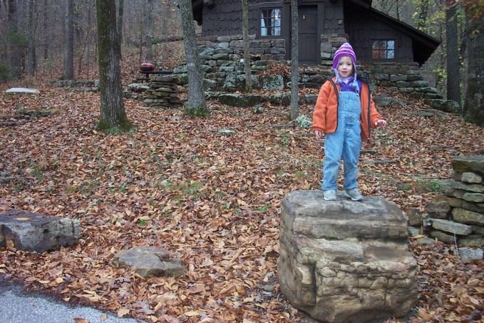 Camping Trip, Devil's Den State Park, Arkansas State Parks, Camping in Arkansas