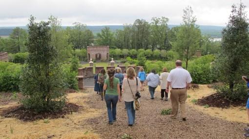 Bean2Blog, P Allen Smith, Moss Mountain Farm, Arkansas Soybean Promotional Board, Garden Home Tour