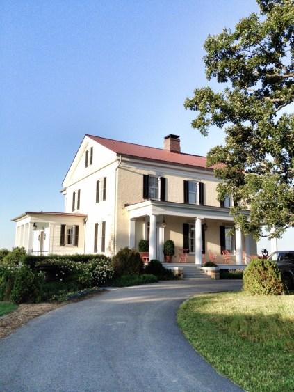 Chino House, Garden Home,  Moss Mountain Farm, P. Allen Smith