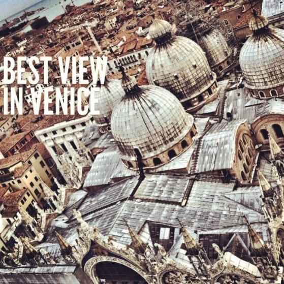 The Campanile in Venice, Italy, Europe, Perfect Views, Travel, Eurocruisazy