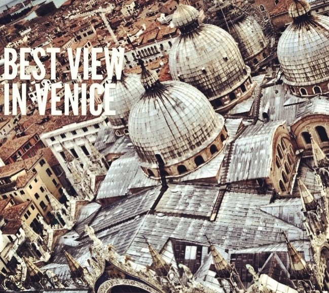 The Campanile, Venice, Italy, Europe, Perfect Views, Travel, Eurocruisazy