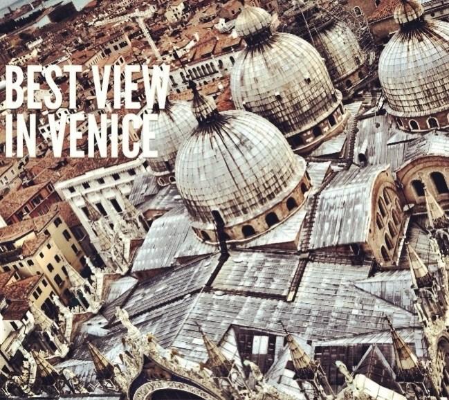 The Campanile, Venice, Italy, Europe, Perfect Views, Travel, Eurocruisazy