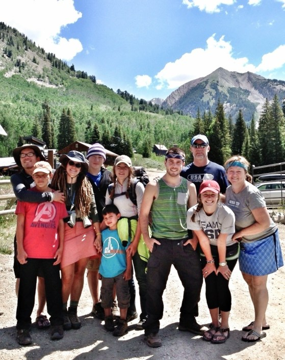 Gothic, Aspen To Crested Butte: Day 4, Backpacking, Hiking with Kids, Colorado