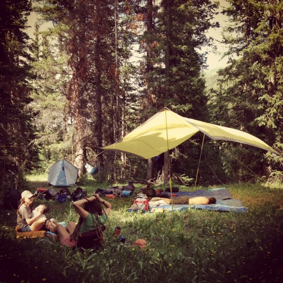 Along The Way, Backpacking, Journey Not The Destination, Camp, Colorado, Rocky Mountains
