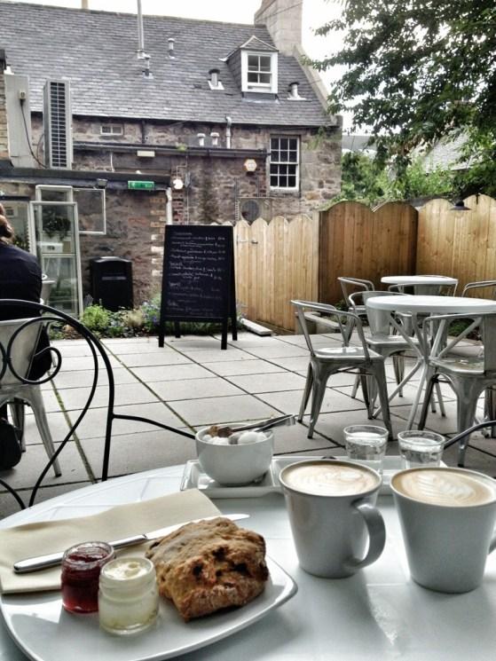 Coffee in Aberdeen, Scotland, Week 2