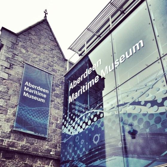 Aberdeen Maritime Museum, Aberdeen, Scotland, Week 2