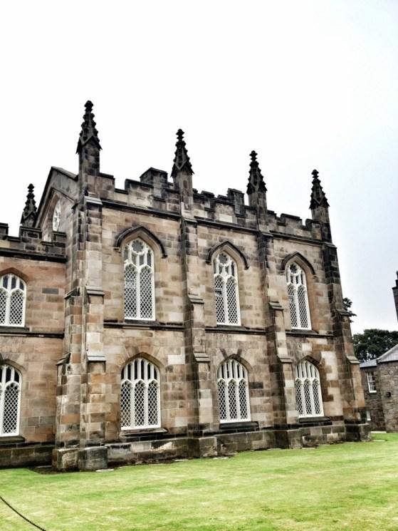 Kings College, Aberdeen, Scotland, Week 2