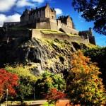 Edinburgh + Kids