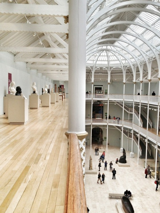 National Museum of Scotland, Edinburgh For Kids