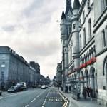 Aberdeen, Scotland, Week 2