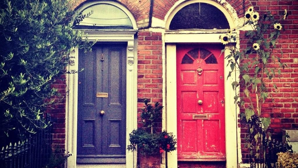 Dublin Doors, Snapshots of Ireland, Instagram Ireland
