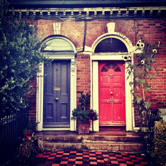Dublin Doors, Snapshots of Ireland, Instagram Ireland