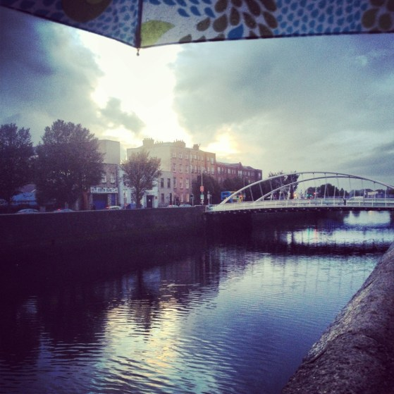 Dublin in the rain, Instagram Ireland, Snapshots of Ireland