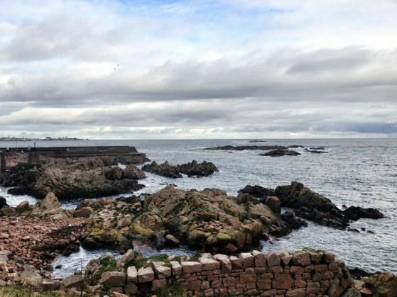 Scottish Coastal Trail, Scotalnd Lighthouse, Day Trips In Aberdeenshire, Chinos In Scotland