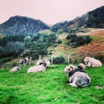 Snapshots of the Lake District