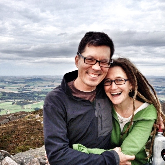 Bennachie in October, Hiking with Kids in Scotland