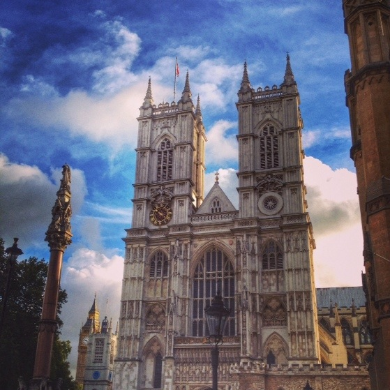 Westminster, Snapshots of London