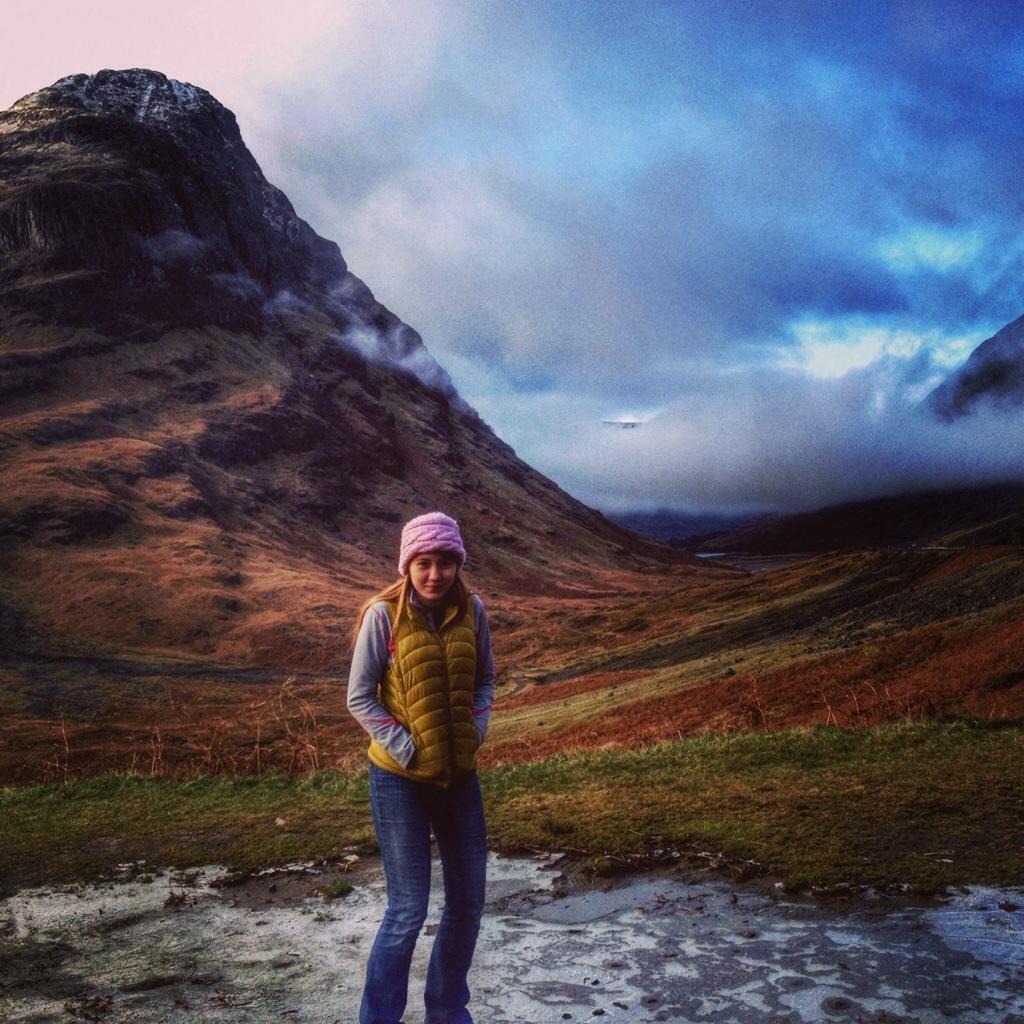 Glencoe, Scotland, Ten Days in the UK by Car