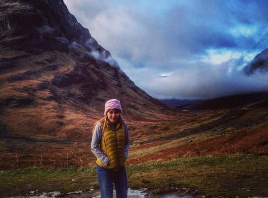 Glencoe, Scotland, Ten Days in the UK by Car