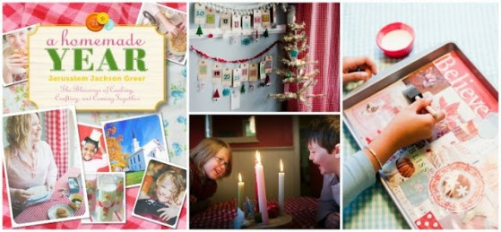 A Homemade Year, Christmas Gifts, Jerusalem Greer