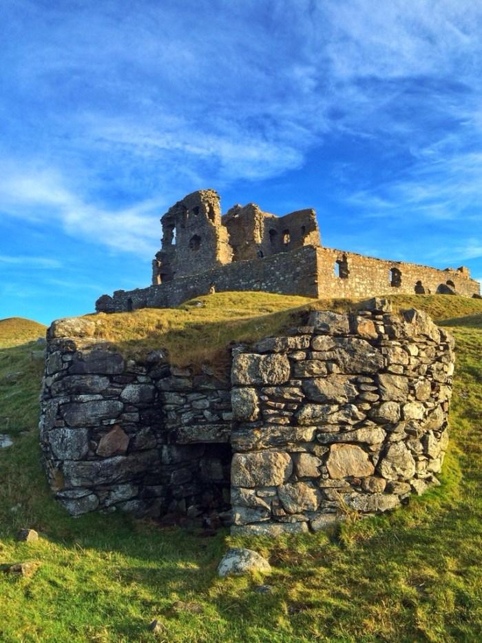 Auchindon Castle