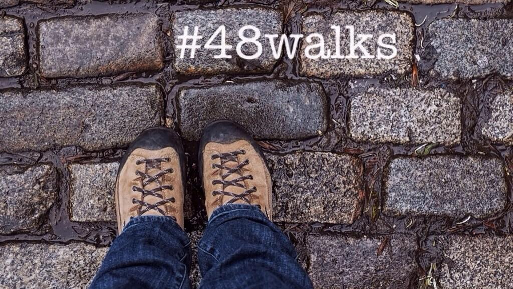 Storytelling, Storyliving, Walking, #48walks, 2014, A Year of Walking