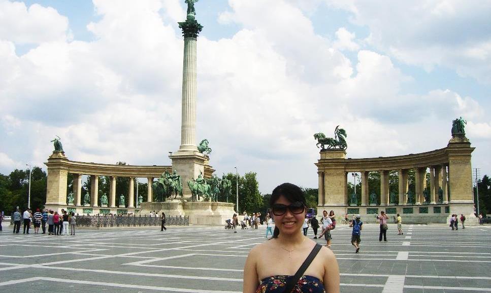 Expat Story Budapest Hungary