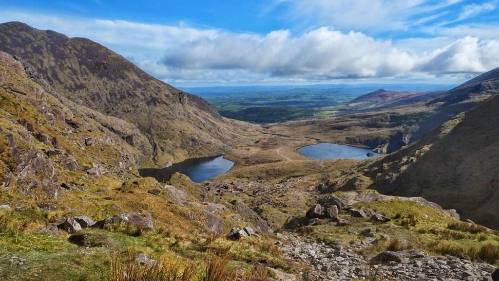 Carrantohill Peak, Ireland's Highest Mountain, County Kerry, Killarney