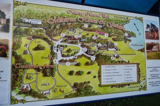 Muckross Lake Walk Ireland County Kerry Killarney