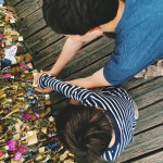 Snapshots of Paris with Kids