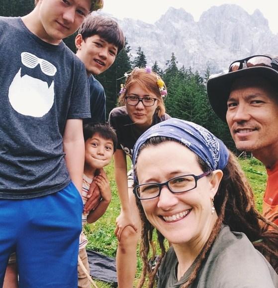 Unterschachen Switzerland Hiking