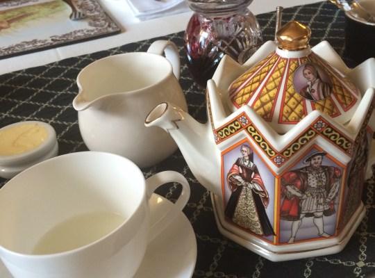 Snapshots of Tea, Tea on the Coast to Coast