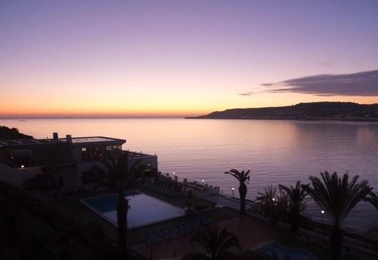 Mornings in Malta