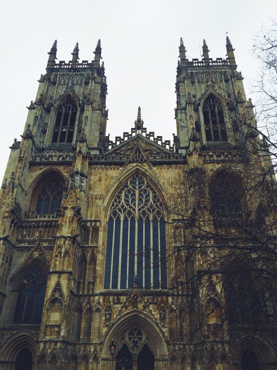 York Minster, Ten Days in the UK, Snapshots of York, YHA, England