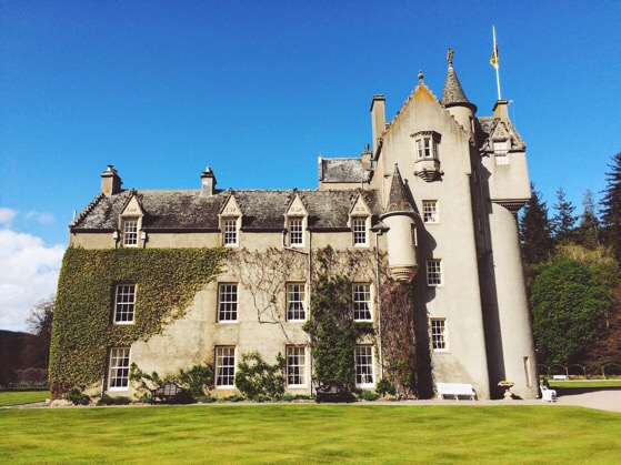Ballindalloch Castle, Scotland, The Speyside Way, Chasing Daylight, Speyside Sistas, Chino House