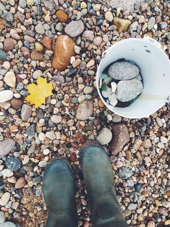 for love or money, beach walking