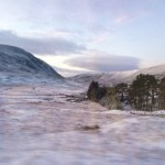 Snapshots of Winter in Scotland