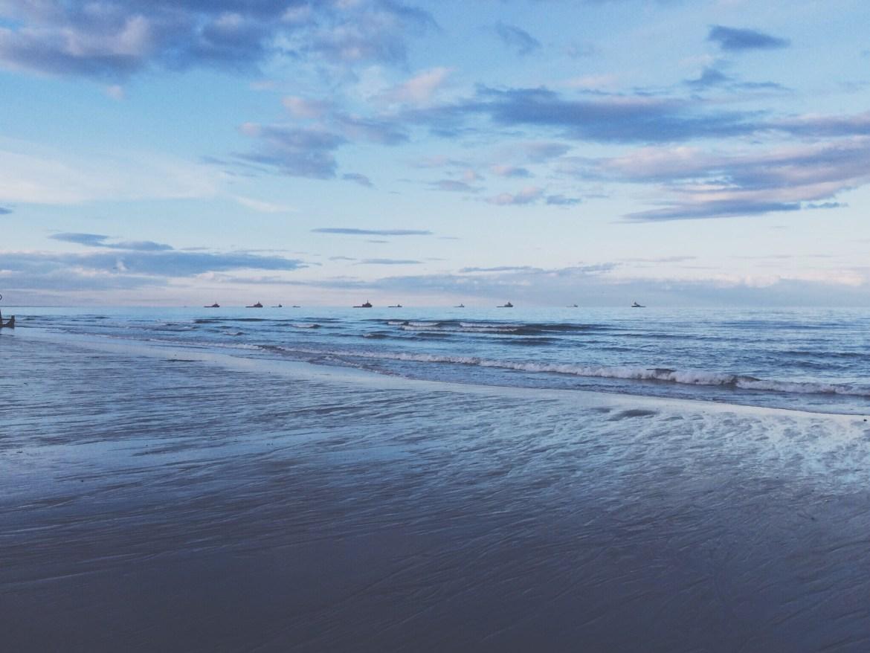 Aberdeen, Fun Beach, Scotland