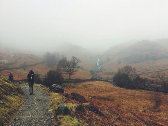 Hike To Easedale Tarn from Grasmere