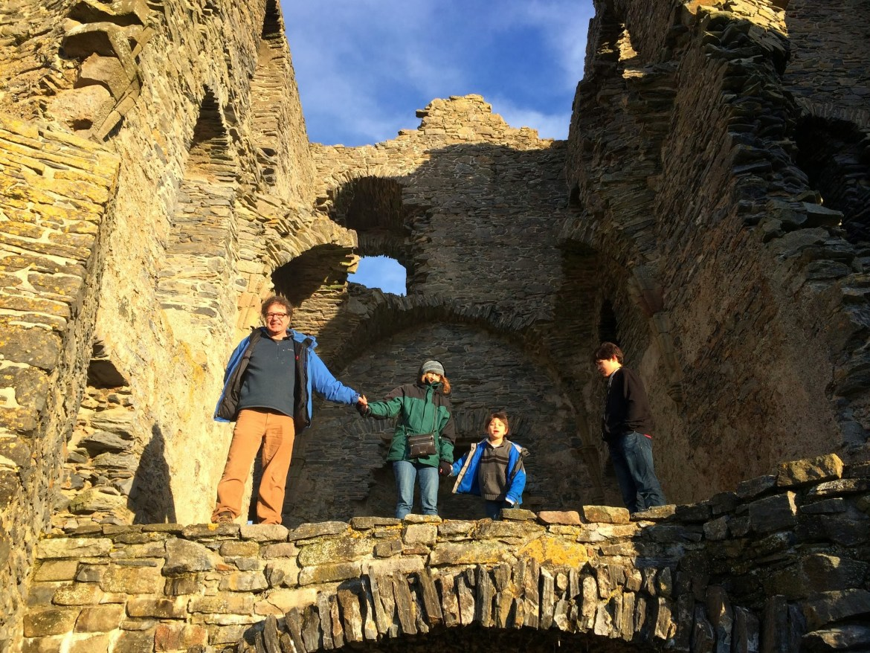 Scotland Castles, Days Out, Auchindoun Castle