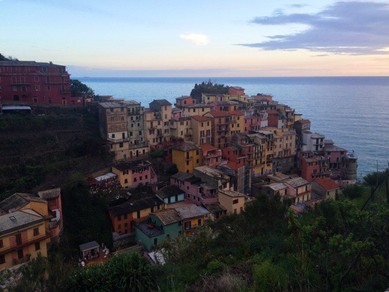Manarola, Cinque Terre, Italy, AlisonChino.com